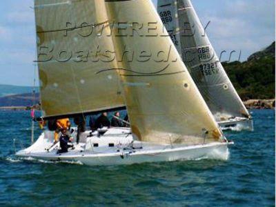 Stewart 109 Racing Yacht