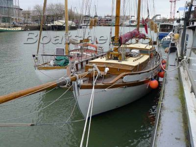 Colin Archer 42 Gaff Ketch
