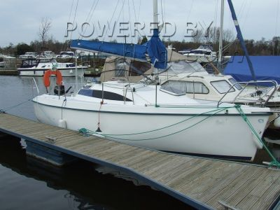 Sasanka 660 Sailing Cruiser