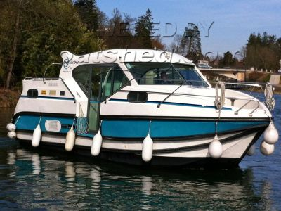 Nicols Confort 900 Canal and river cruiser