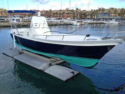 Dasamarine 25 Beach Picnic Boat