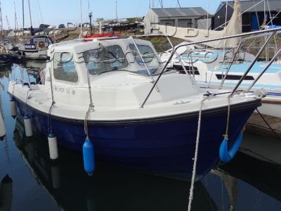 Orkney Pilothouse 20 Angling Cruiser