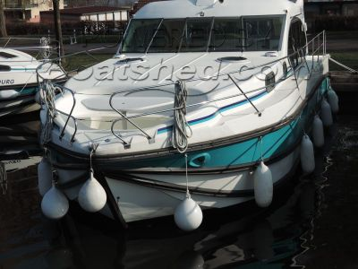 Nicols Estivale Quattro Canal and river cruiser