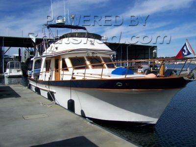 Performance Trawler 41 Europa Sedan