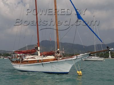 William Garden Custom Schooner Schooner
