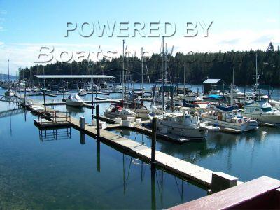 Mooring Marina Berth 38' Slip Pleasant Harbor Marina