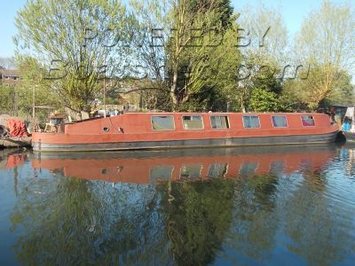 Narrowboat 62ft