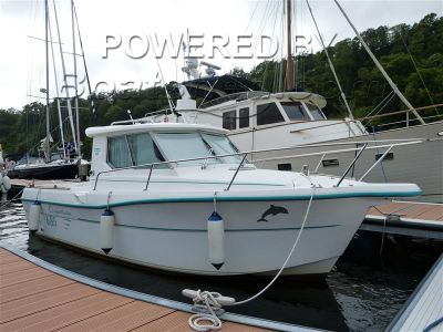 Ocqueteau 685 (fishing boat & trailer)