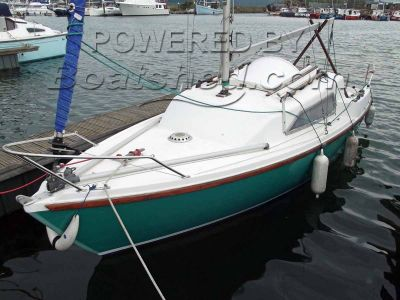 Prelude 19 Day Sailer (weekender)