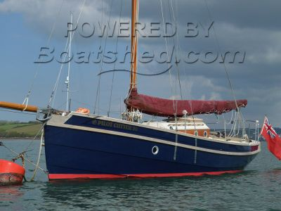 Cornish Crabber Pilot Cutter 30