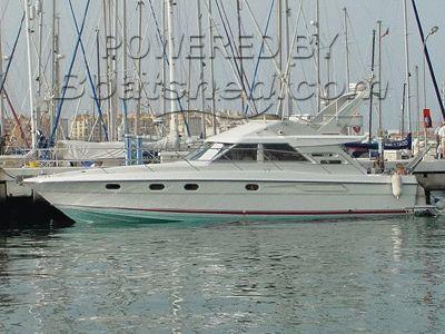 Fairline 43 Sedan & 30M Costa del Sol Mooring
