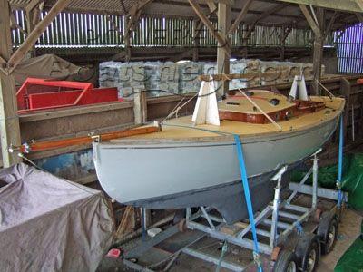Westmacott Gaff Dayboat