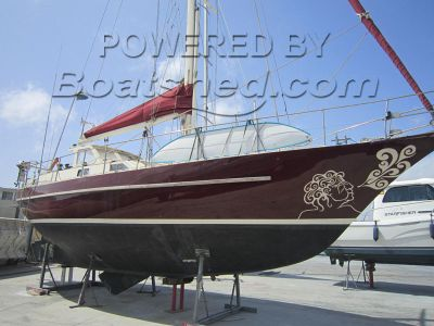 Glacer 40 Pilot House Sloop