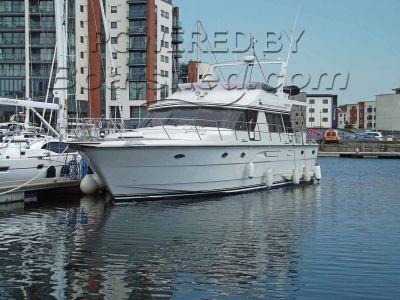 Tarquin Trader 595 Trawler Yacht
