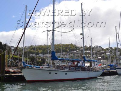 Louw & Halverson 59ft Ketch