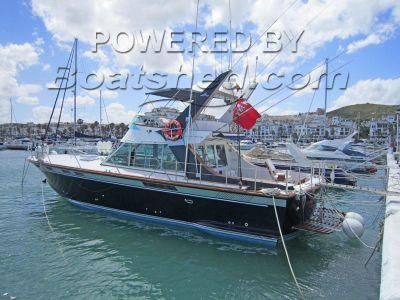 Fairey Amira Luxury Sports Superyacht