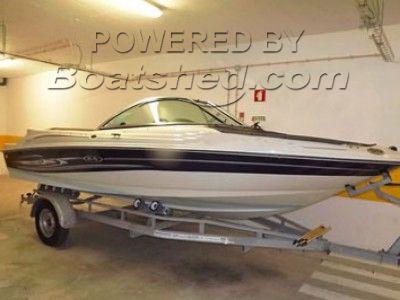 Sea Ray 180 Diesel