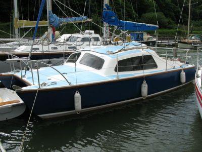Hirondelle 6.90 Catamaran sail boat Mk III