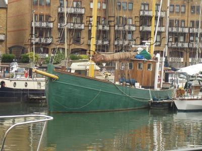 Trawler Herring 1924 Liveaboard