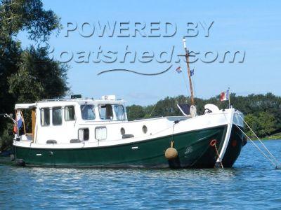 Dutch Barge 11.5m Live Aboard