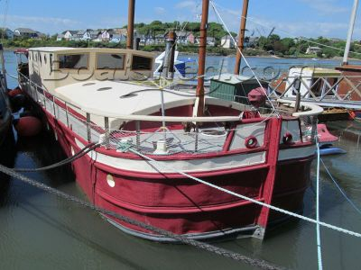 Barge Humber Keel 60' Sheffield Class Houseboat