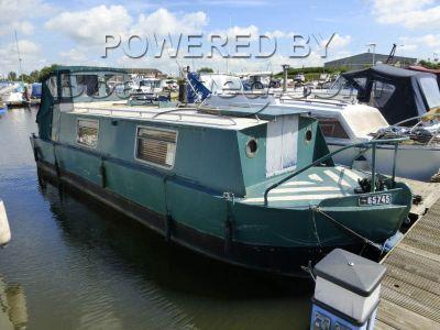 Narrowboat 27ft