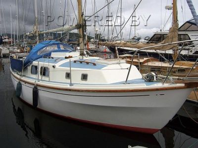 Westerly Renown 32 Ketch