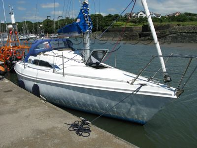 Hunter 27 TK