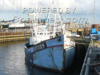 Trawler Sien netter  ,PROJECT-Possible / Houseboat