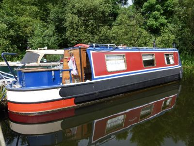 Narrowboat 32ft South West Durham