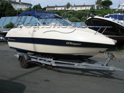 Fletcher 19 Sports Cruiser GTO