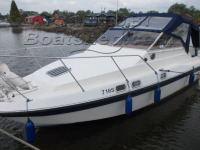 Fairline Sunfury 26 Diesel powered Aft Cockpit Ports Cruiser