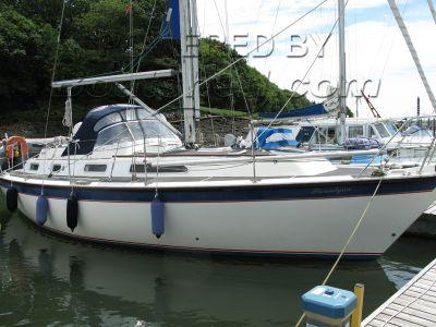 Westerly Seahawk 35 Fin
