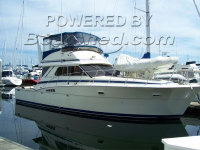 Chris-Craft 422 Commander