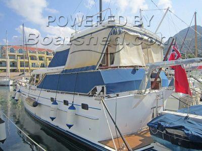 Lowland 462 Trawler Yacht