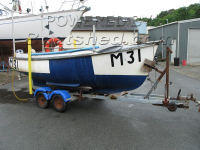 Plymouth Pilot 16 Licenced