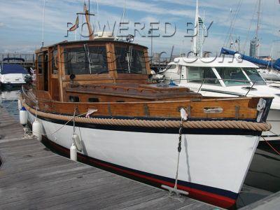 Motor Cruiser 30ft Wooden