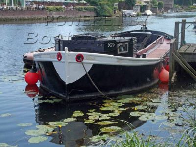 Steel Barge 44 Work Boat