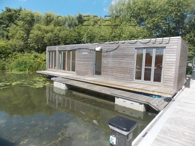 Houseboat Purpose Built 45ft Eco Boat