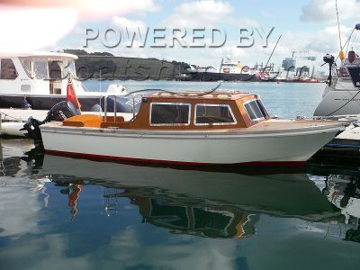 Classic One Off Superyacht Tender