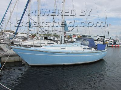 Sadler 29 Twin Keel