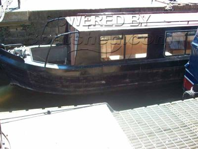 Narrowboat 47ft