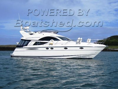 Fairline Phantom 46 Flybridge Cruiser