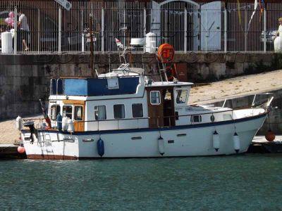 Colvic 38 Trawler Yacht
