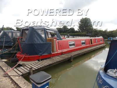 Narrowboat 65ft Cruiser Stern