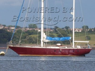 Owner built Ketch
