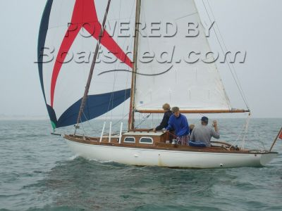 Wooden  Sloop Radcliffe One Design