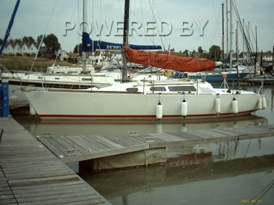 Bruce Farr Yacht