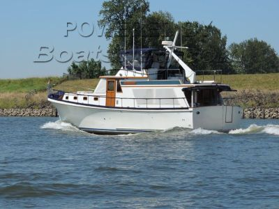 CHB 45 Pilothouse Trawler