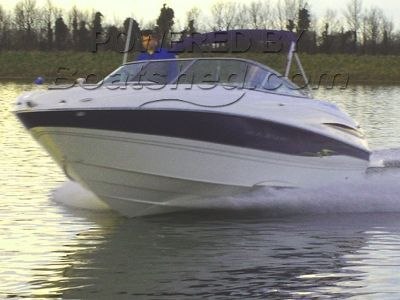 Maxum 2400 SR
